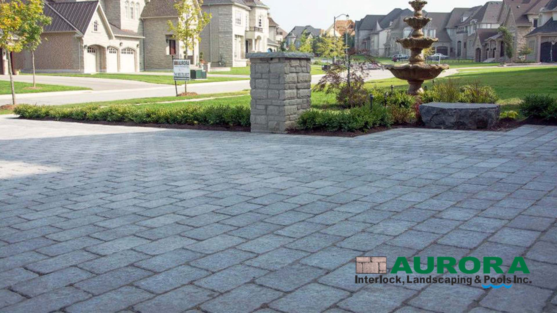 Landscaping Aurora Interlock