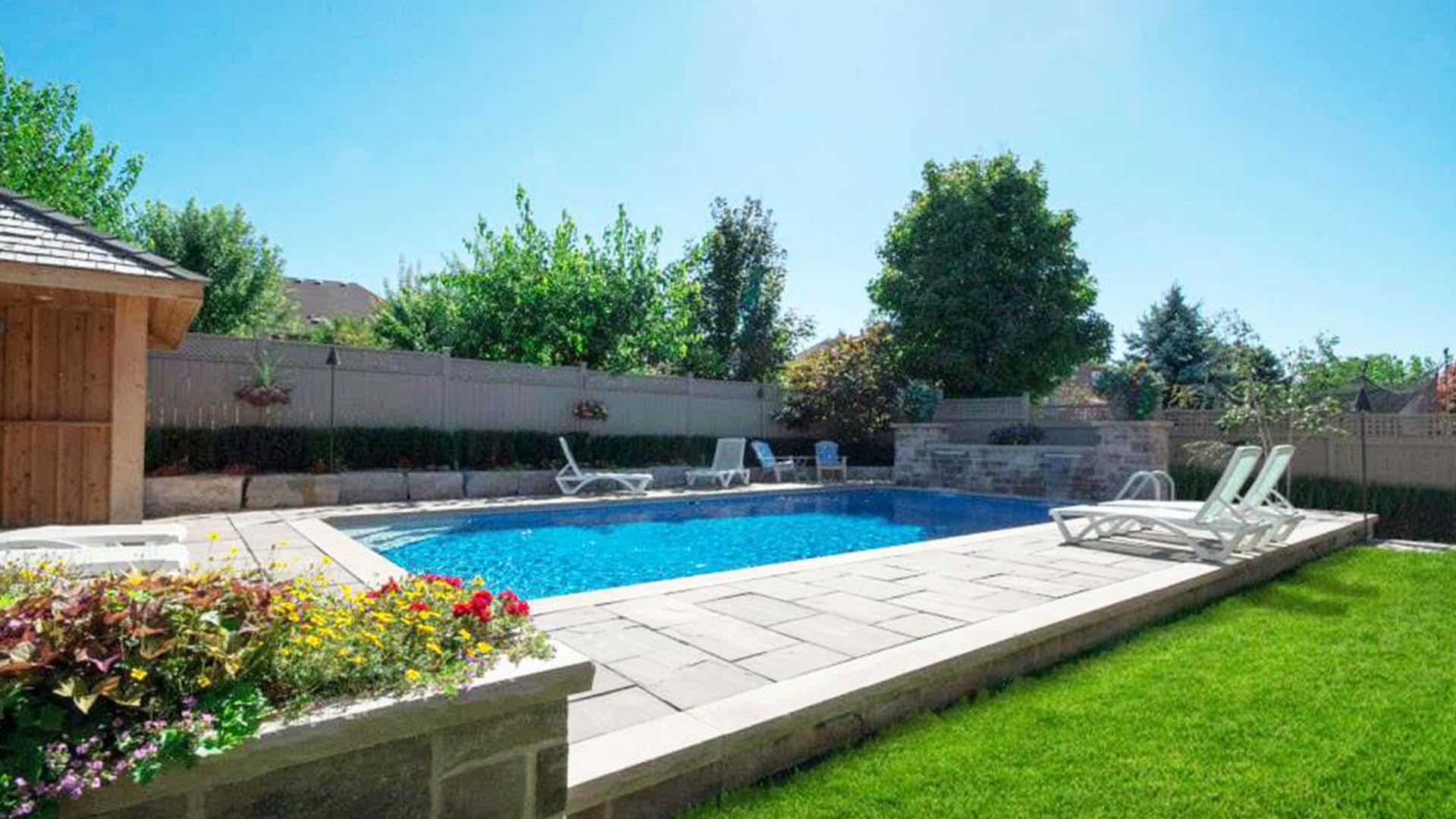 Bradford Pool Installations