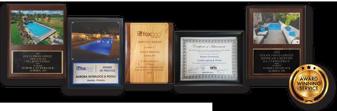 Aurora Interlock - Awards