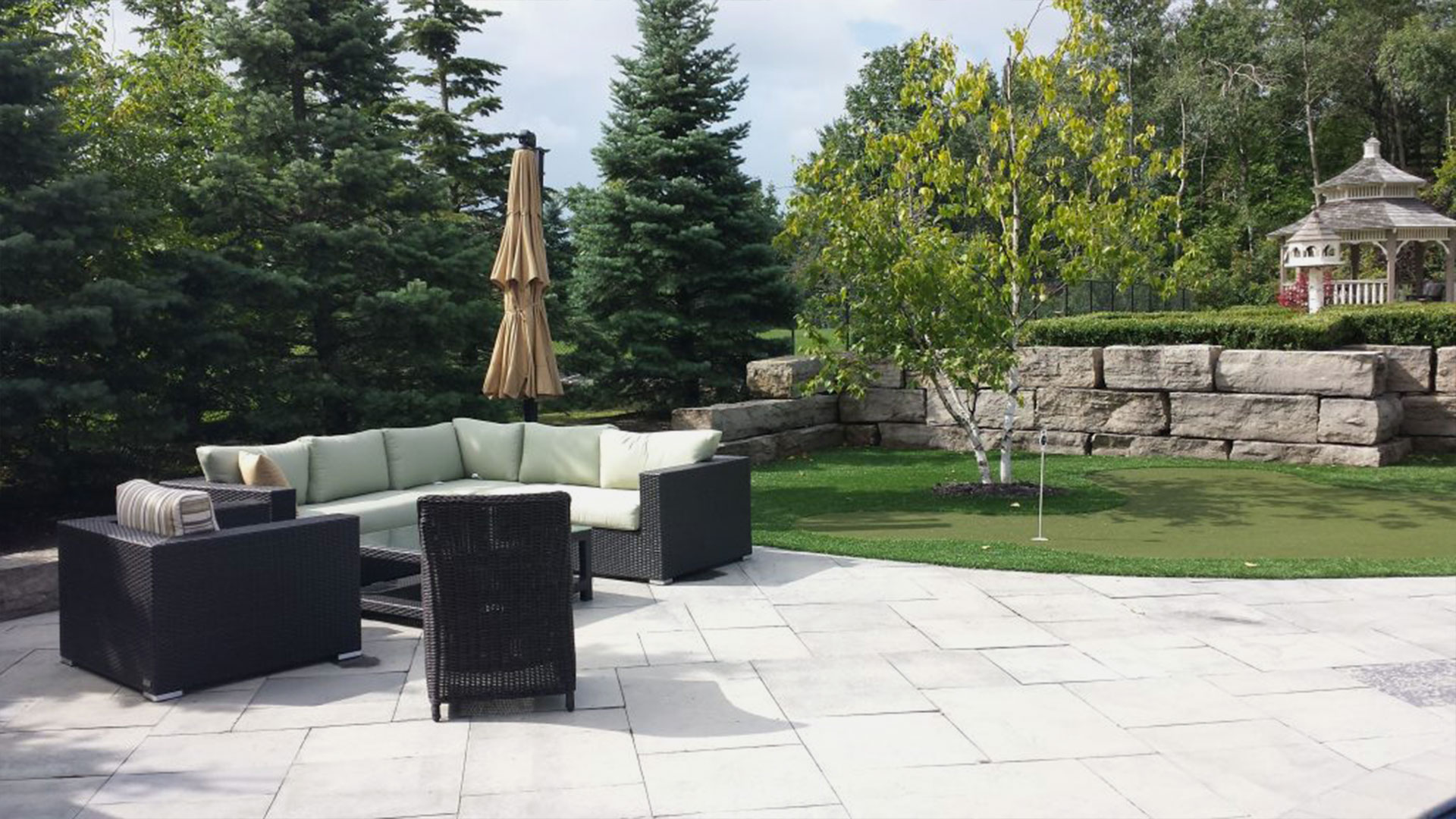 Backyard Landscaping Aurora Interlock – About Us #4