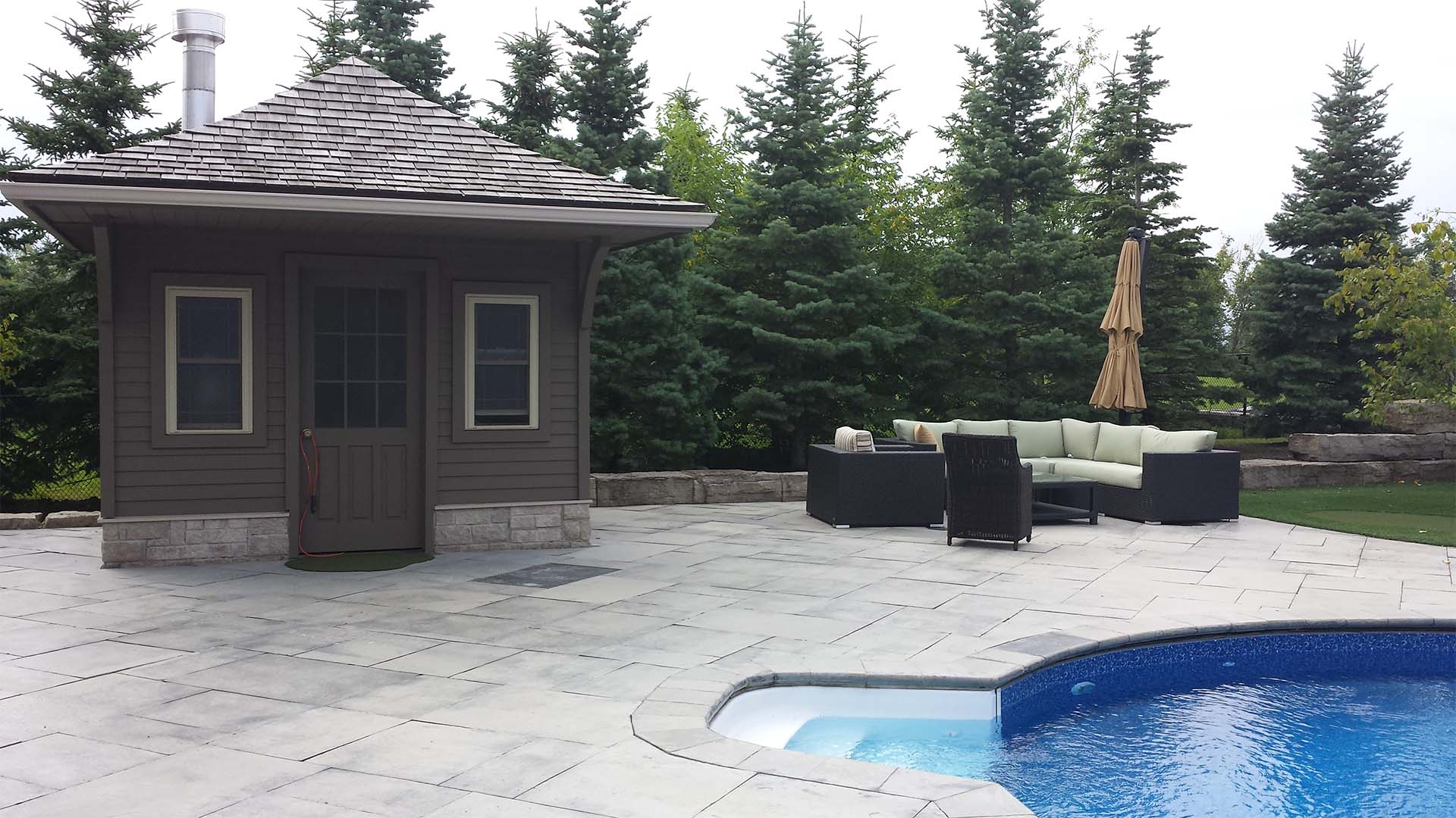Aurora Pool Installations, Aurora Interlock – Service #1