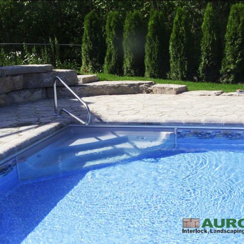 Newmarket Pool Installations